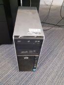 HPZ400 Xeon Workstation, Product ID KK718ET#ABV, Serial Number CZC0479QY1 (BTLDNWKS012)