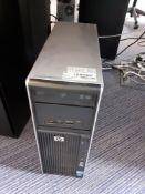 HPZ400 Xeon Workstation 16Gb RAM, SSD, Product ID KK718ET#ABV, Serial Number CZC051751Z (
