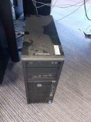 HP Z420 Xeon Workstation 8Gb RAM, Serial Number CZC3045C90 (BTLDNWKS032)