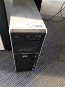 HPZ400 Xeon Workstation 16Gb RAM, SSD, Product ID KK718ET#ABV, Serial Number CZC0479QXW (