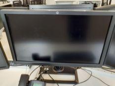 "HP 2R2740W 27"" Computer Monitor"