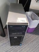 HPZ400 Xeon Workstation 10Gb RAM, Product ID KK718ET#ABV, Serial Number CZC14113HK (BTLDNWKS021)