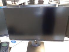 "HP Z27N 27"" Computer Monitor"