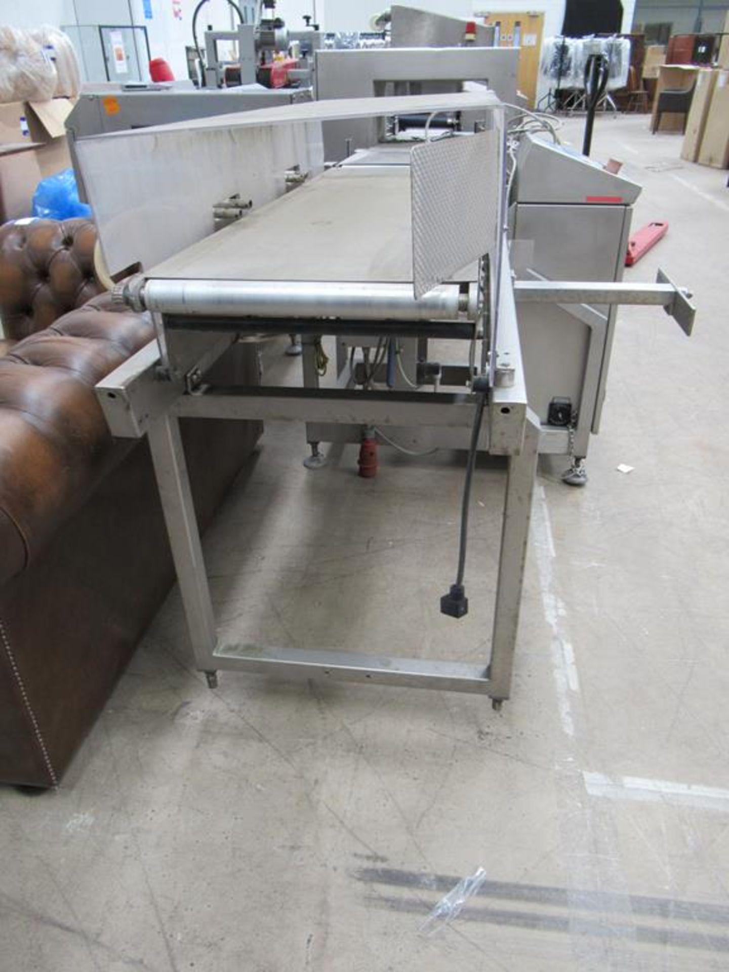 Loma 7000 Metal Detecting Conveyor - Image 6 of 7