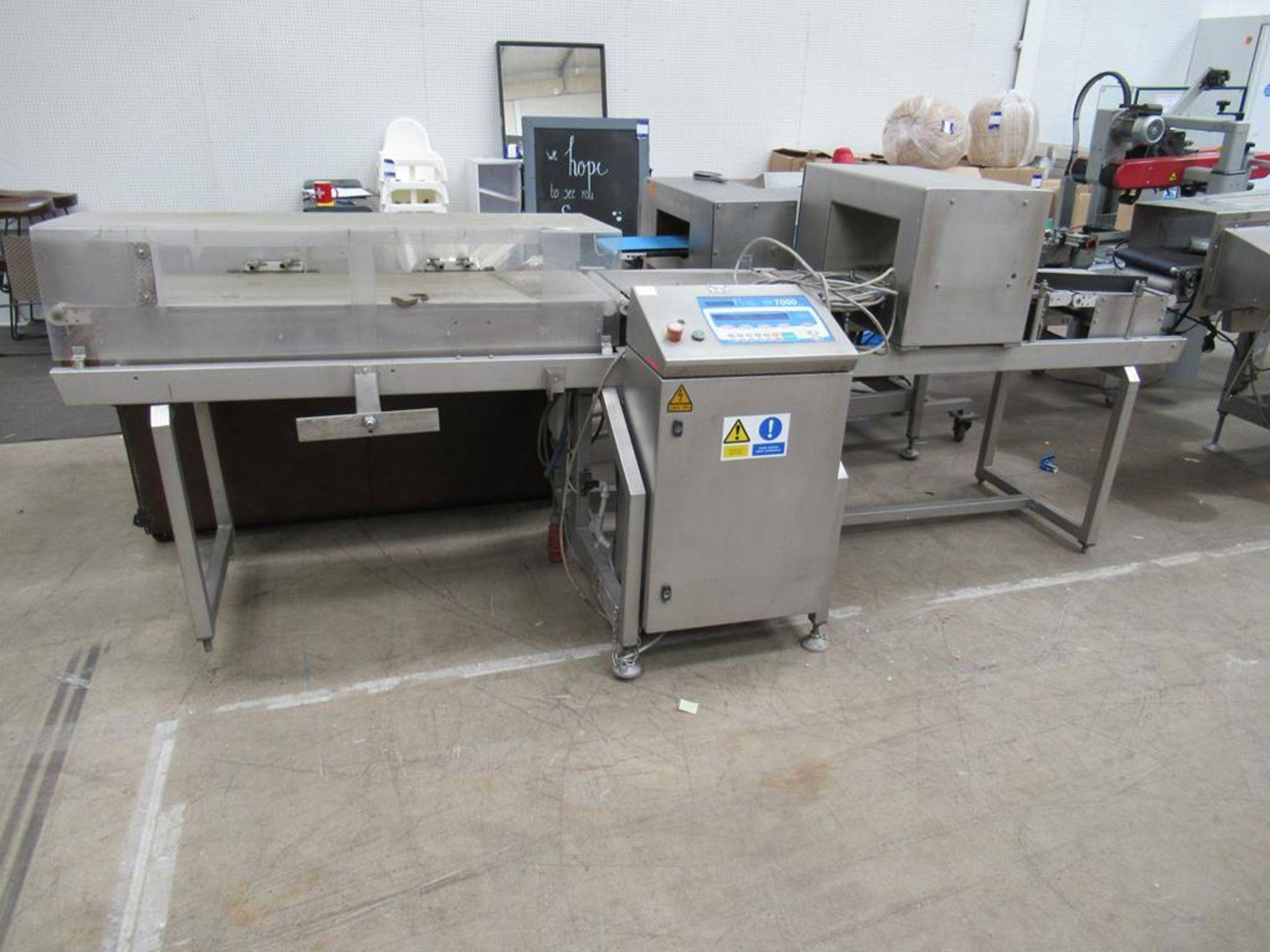 Loma 7000 Metal Detecting Conveyor