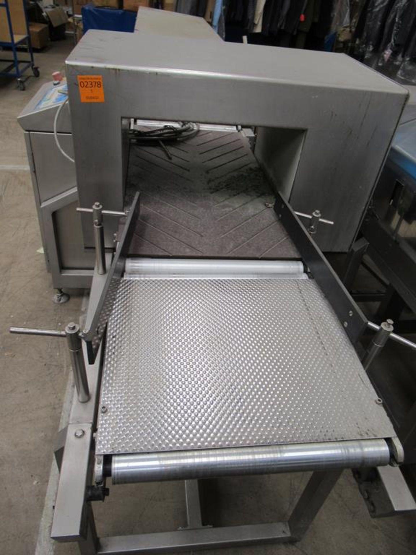 Loma 7000 Metal Detecting Conveyor - Image 5 of 7
