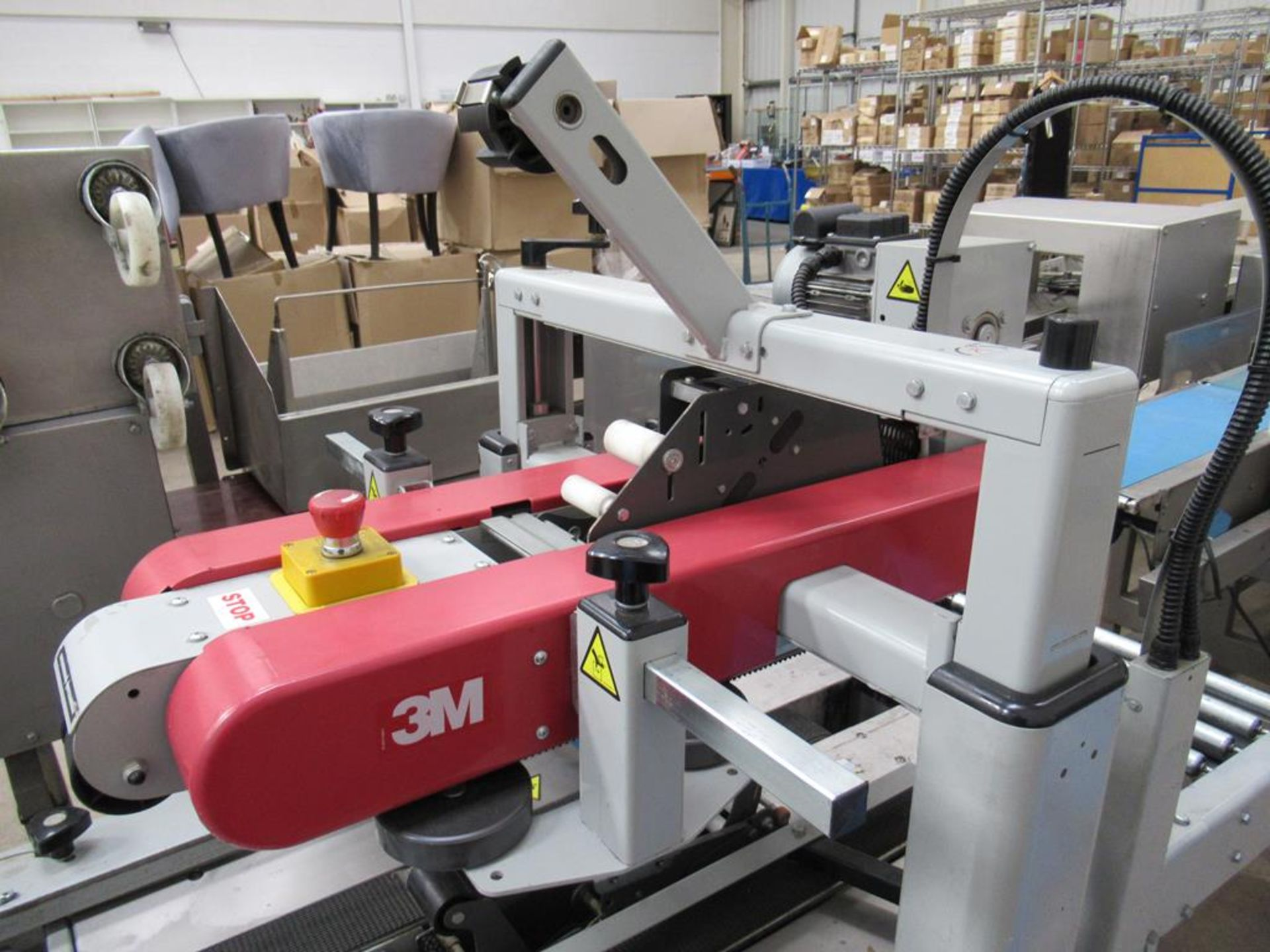3M- Matic 700AE Box Taper - Image 9 of 14