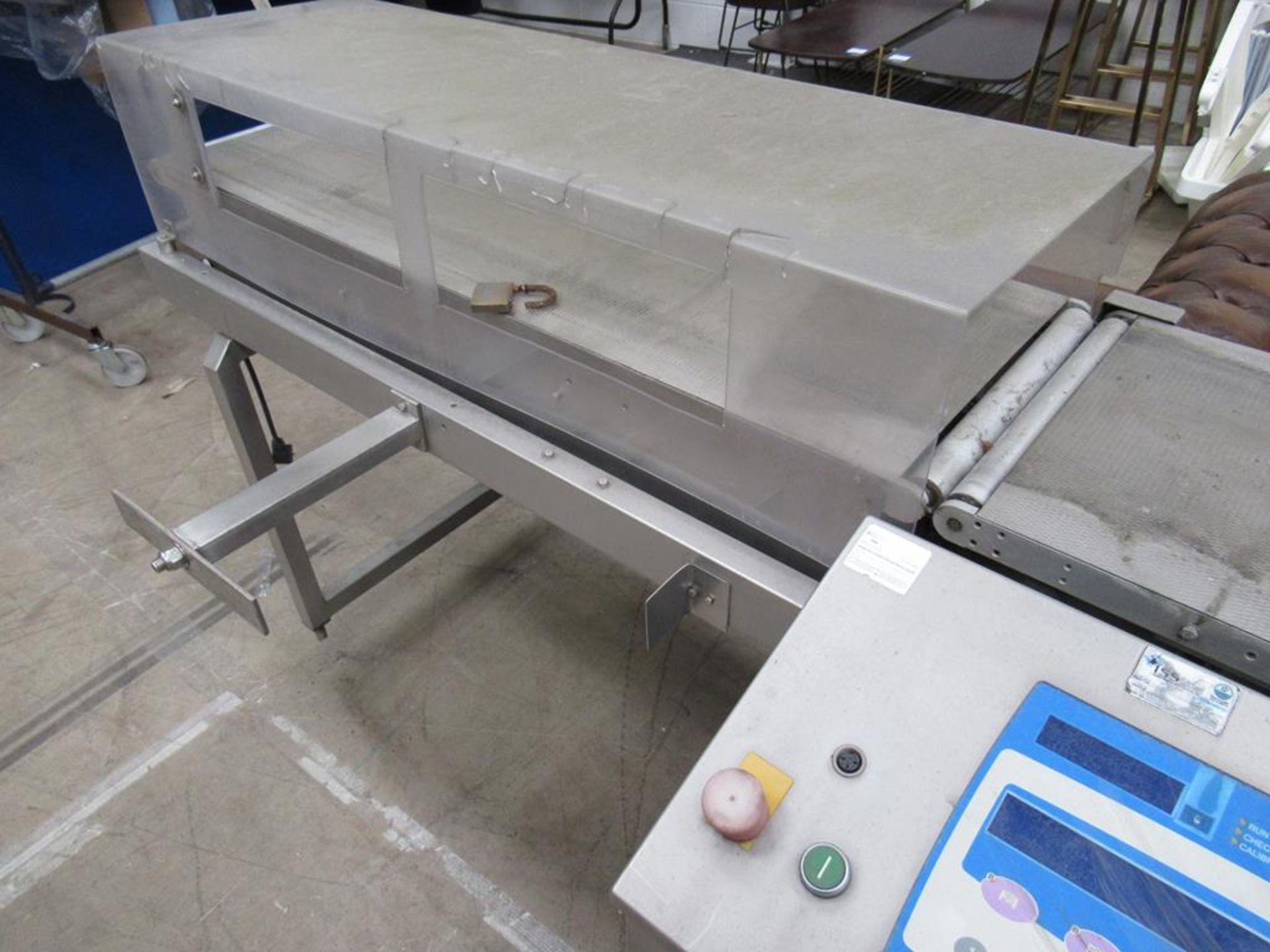 Loma 7000 Metal Detecting Conveyor - Image 4 of 7