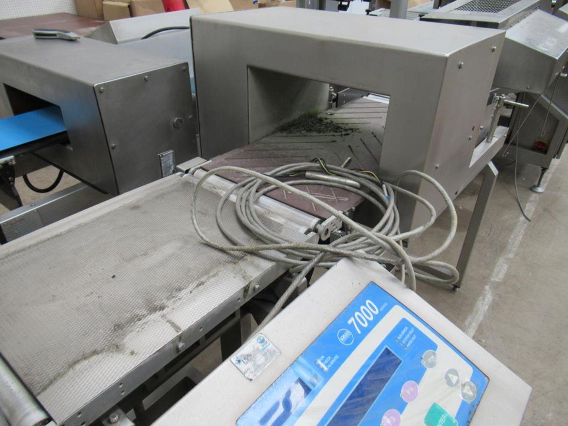Loma 7000 Metal Detecting Conveyor - Image 3 of 7