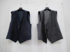 2 x waistcoats