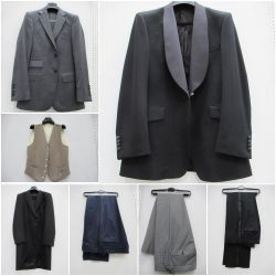 Wensum Tailoring Limited (In Administration) - Over 500 Men's Lounge, Morning and Dinner Suits