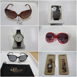 Designer Sunglasses and Watches