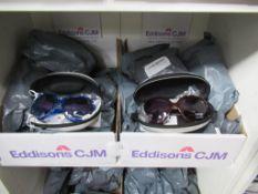 20 Pairs of Gucineri GR018 Ladies Sunglasses in Various Colours