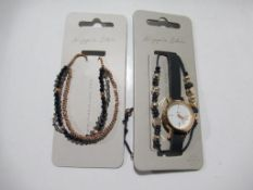 4x boxes of Hippie Chic 'Lottie and Serene' watches and bracelets (80) total approx. RP £880