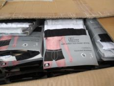 Approx 50 x 3 Gucineri Mens Boxer Shorts. Size Small