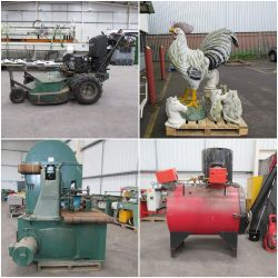 Eddisons CJM May Industrial Collective Auction