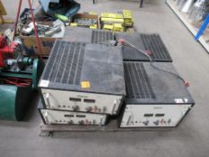 5 x Kingshill power units (untested)