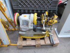 Hilmar HST300 pipe threader 110V (untested)