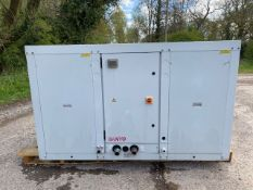 Sanyo Industrial water Chiller