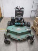 """Bobcat 48"""" petrol lawnmower"""