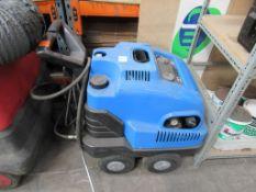 An unbranded steam cleaner (diesel)