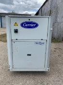 Carrier industrial water chiller