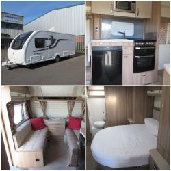 2015 Swift Challenger Sport 584 - 4 Berth Caravan