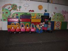 Quantity of Various Children's Toys including Push