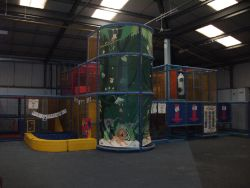 Assets of an Indoor Children's Soft Play Centre
