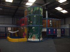 Large Multi Level Indoor Soft Play Arena, Circa. 2