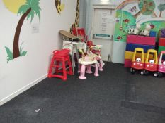 Quantity of Various High Chairs