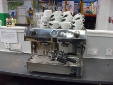Fracino Twin Station Commercial Coffee Machine