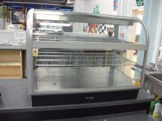 Lincat Glazed Counter Top Heated Food Cabinet