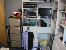 Quantity of Various Office Storage including 4 Dra