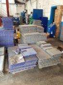 3x Pallets of Click Together Garage Floor Tiles