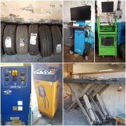 Garage and Workshop Equipment