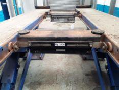 OMCN 3000KG SWL Hydraulic Jacking Beam