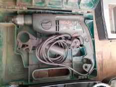 240V Bosch Drill