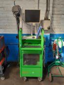 Bosch Diagnostic Station FSA720 + KTS 570