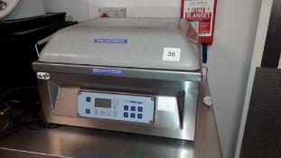 Multivac C200 stainless steel Vacuum Packing Machine, serial number 245473 (2017)