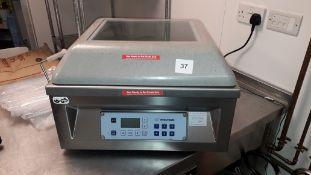 Multivac C200 stainless steel Vacuum Packing Machine, serial number 245241 (2017)