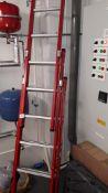 GFCL6 6 Rung Glass Fibre Combination Ladder