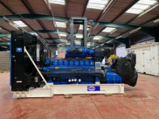 FGWILSON Model P2200e pwp10 2200KVA Diesel Generator