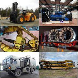 Low Hours Power Generation Equipment, Material Handling & Offshore Equipment – NO BUYERS PREMIUM