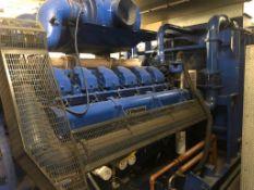 Perkins 4012 1500KVA Standby Generator