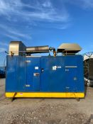 MAN 341KVA Gas Powered Generator