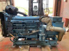Lister 125KVA Diesel Generator