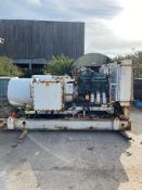 Volvo/ Kato Skid Mounted Diesel Generator