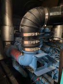 MTU 18V2000 1000KVA Generator in ISO Container