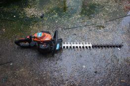 Tanaka THT-22 petrol driven hedge cutter